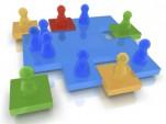 complémentarité, intégration, puzzle, compétences