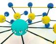 Hubs & spokes, réseau