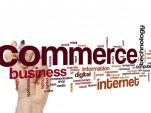 commerce numérique - nuage de mots