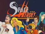 Space Heroes - Euro Space Center affiche