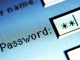mot de passe password identifiant