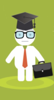 Etudiant entrepreneur diplôme travail