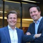 Maxime Vermeesch (à g.) et Robrecht Coppens (à dr.) - Cabinet Loyens & Loeff