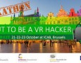 VR Hackathon Brussels virtual reality