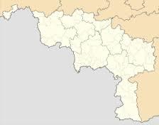 Carte muette Hainaut