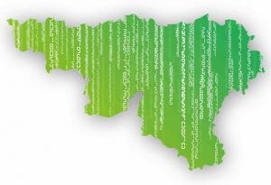 FuturoCite Smart Governance carte Wallonie