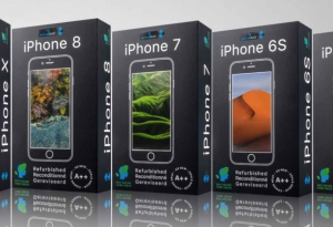 Smartphones iPhone Apple reconditionné - Back2Buzz
