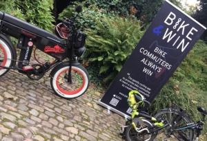Bike and Win - vélos électrique et pliable - roll-up