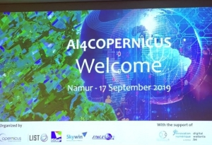 Journée AI 4 Copernicus - Skywin - 9-2019