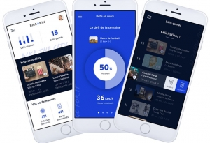 appli mobile Bike&Win